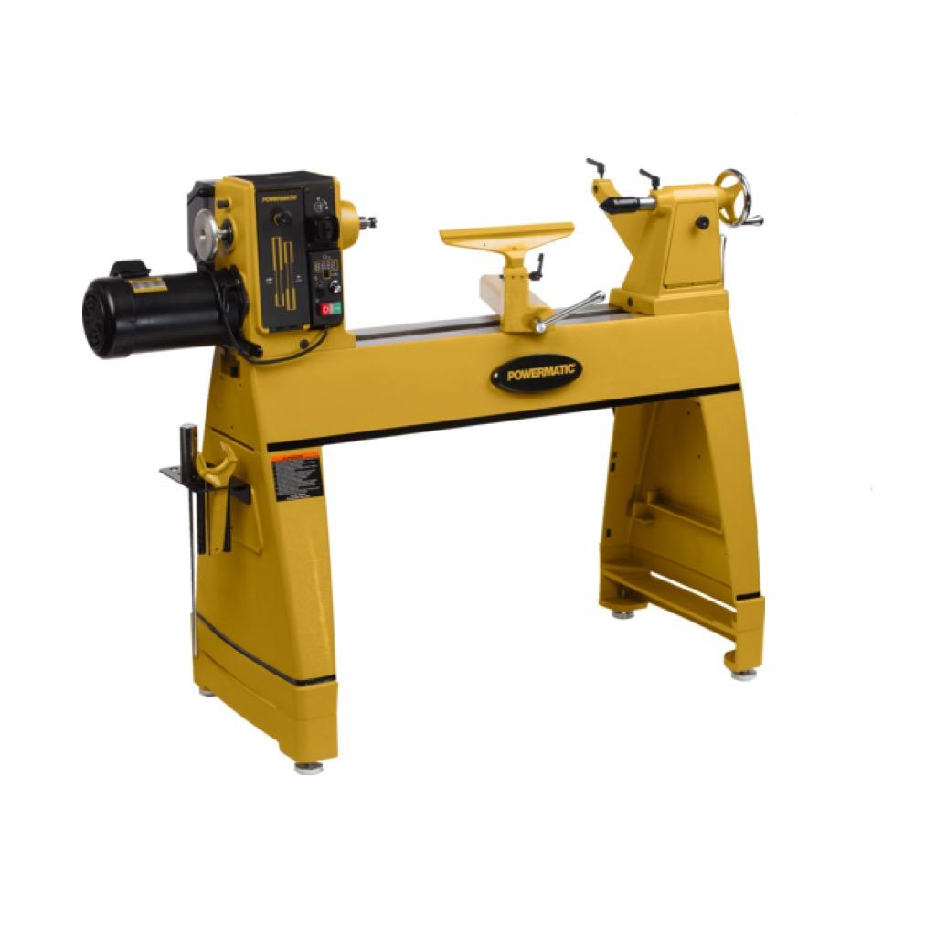 3520C Wood Lathe 230V, 2HP, 1PH, CSA