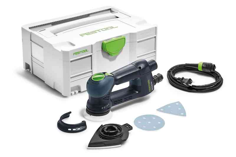 Multi-Mode Sander ROTEX RO 90 DX FEQ-Plus