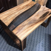 Elm Resin Coffee Table