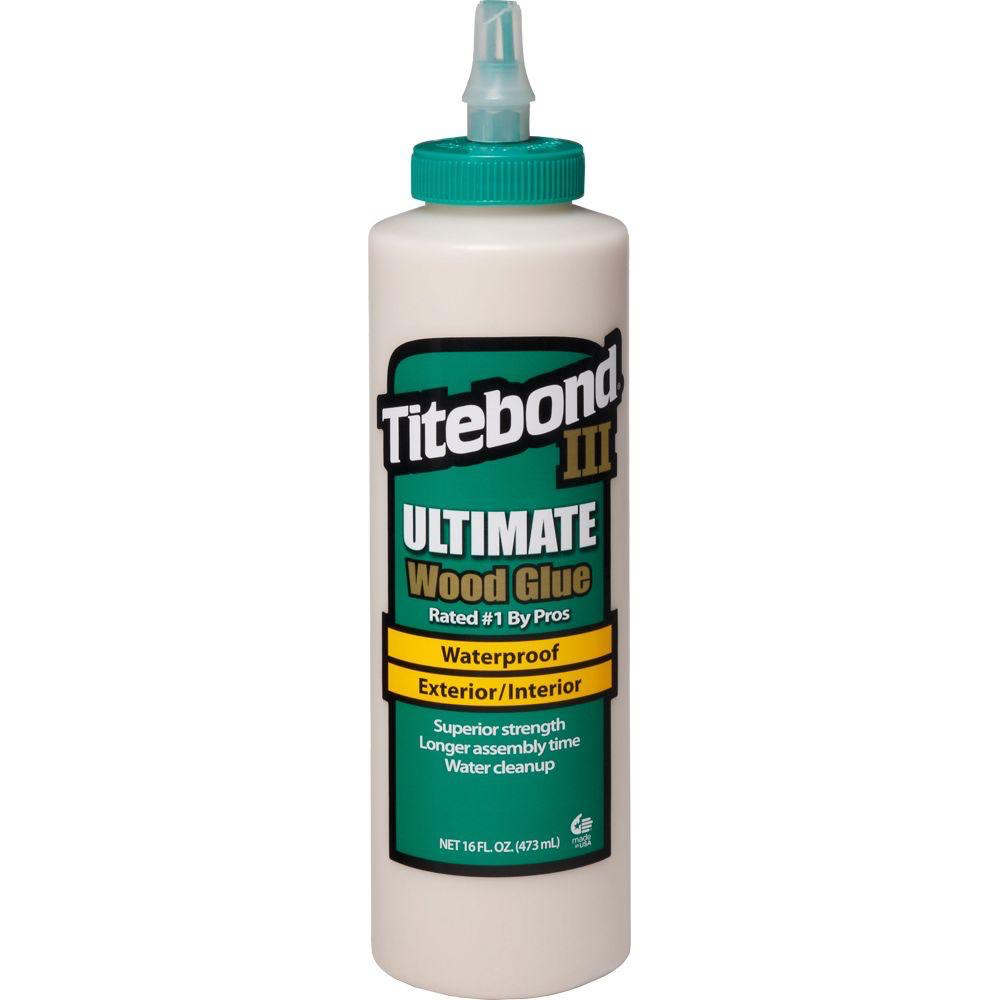 Titebond III 16 oz. Wood Glue