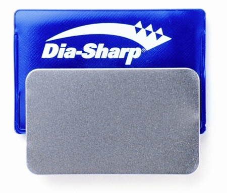 325 grit, Dia-Sharp COARSE Credit Card Diamond Stone