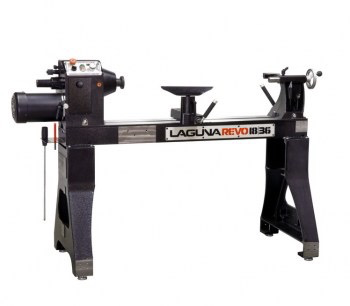 "Lathe 18"" X 36"" REVO 2 HP, Electronic Variable Speed, 220V, 1 PH, CSA Certified 1836"