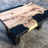 Maple Resin Coffee Table