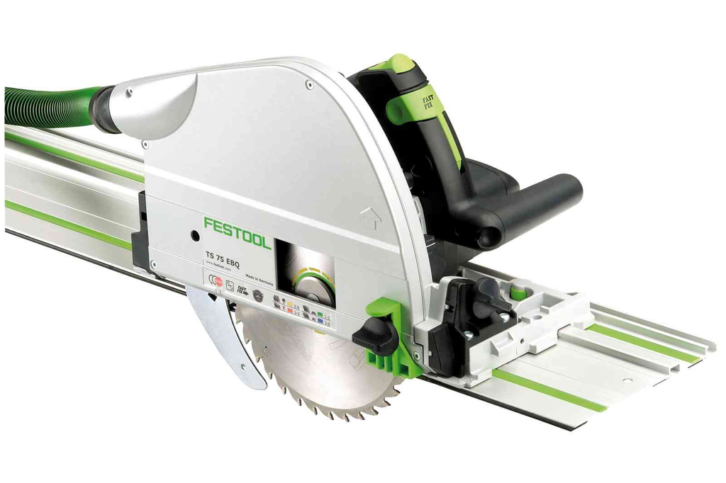 Plunge Cut Track Saw TS 75 EQ-F-Plus-FS USA