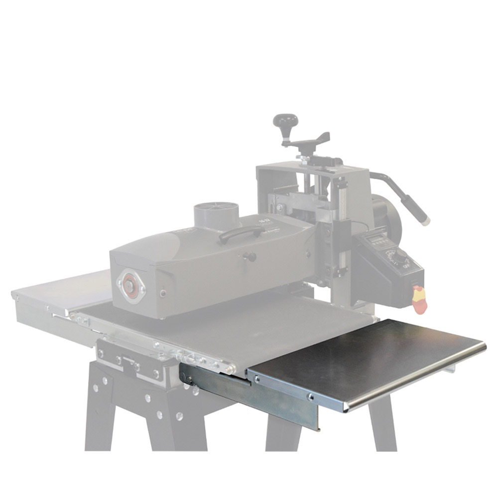 Folding Infeed/Outfeed Table for 16-32