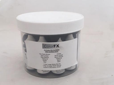 ColorFX Liquid Dye Concentrates