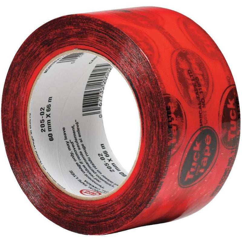 Red Form Building Tape (Medium) 60mm x 66m