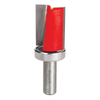 "1-1/8"" x 1-1/2"" Top Bearing Flush Trim Bit"