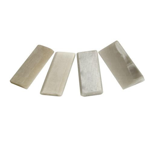Sharpening Arkansas Stone Set, 4 Pcs., Two Cherries