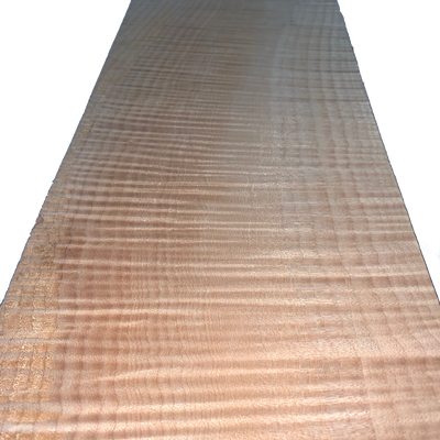 Guitar Body - Quilted Maple - #135