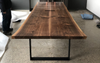 Black Walnut Book Matched Conference Table