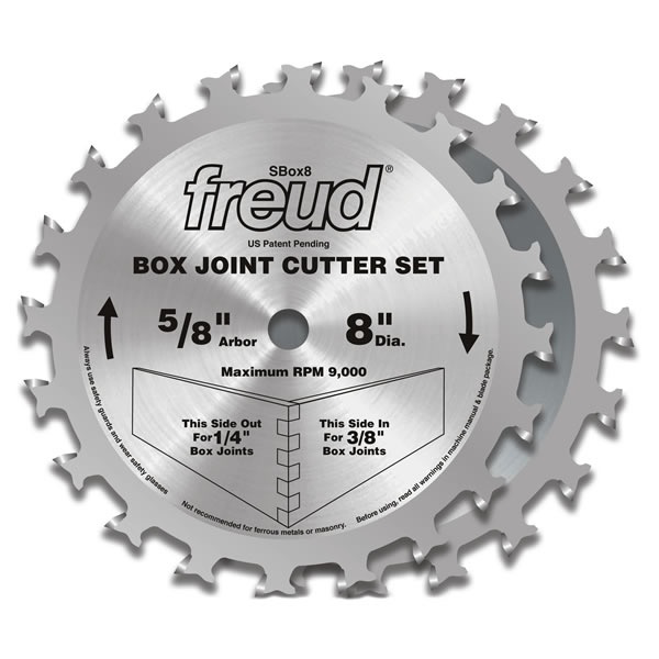 Box Joint Cutter, Freud