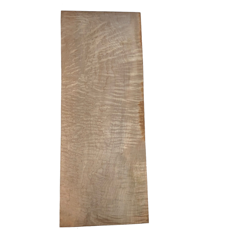 Guitar Body - Quilted Maple - #115