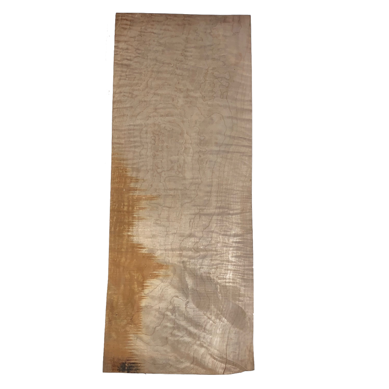 Guitar Body - Quilted Maple - #116