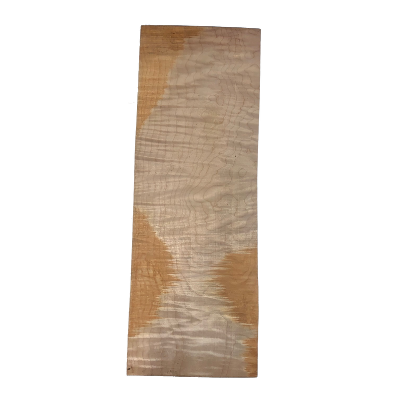 Guitar Body - Quilted Maple - #122