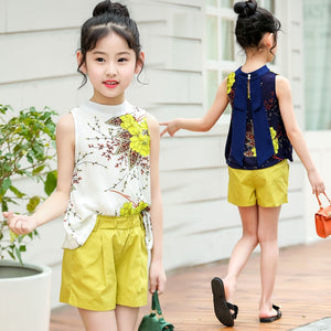 Teen Girls Chiffon Sets