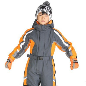 Children Kids ski Snowsuit jumpsuit