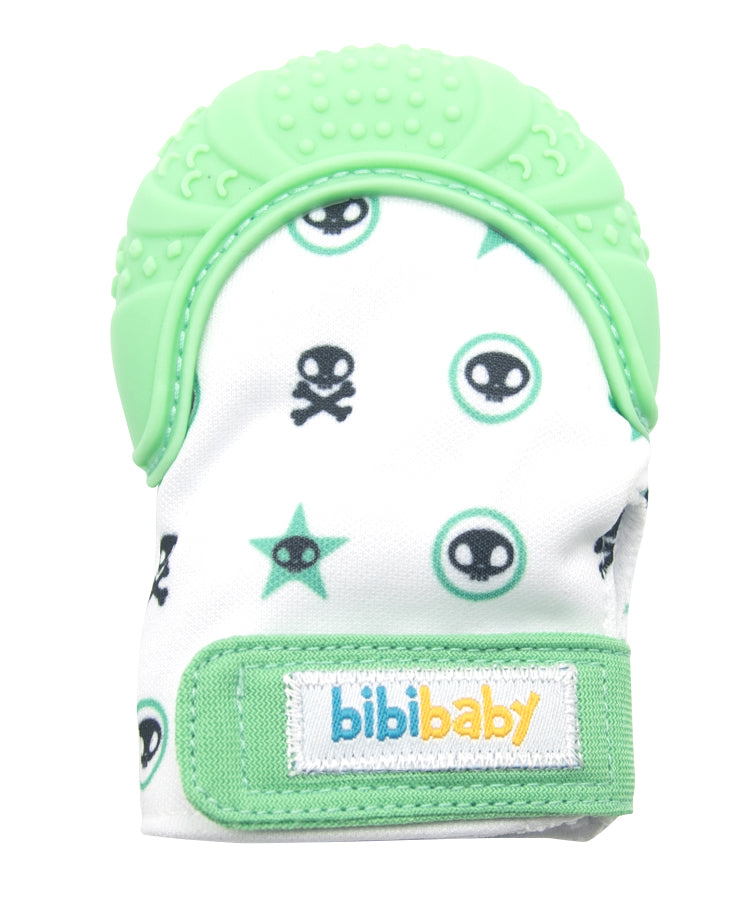 BibiBaby Teething Mitts- 4 Colours Available