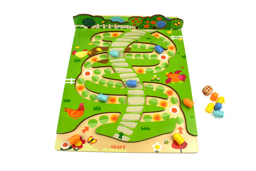 2 in 1 Caterpillar Game