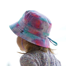Load image into Gallery viewer, Cotton Candy Reversible Bucket Hat- Multi Sizes Available