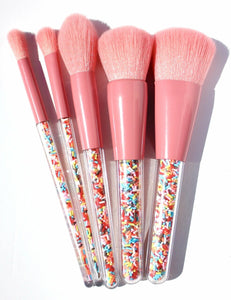 Oh Flossy Sprinkle Makeup Brush Set