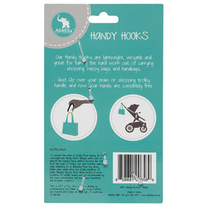 Handy Hooks-Multi Colours Available