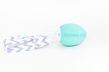 Load image into Gallery viewer, The Teething Egg- 6 Colours Available