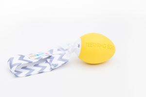 The Teething Egg- 6 Colours Available