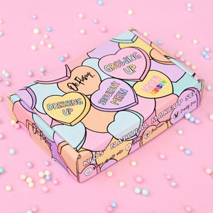 Oh Flossy Candy Heart Set