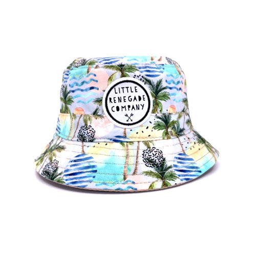 Bondi Reversible Bucket Hat- 3 sizes available