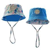 Load image into Gallery viewer, Dinoroar Reversible Bucket Hat