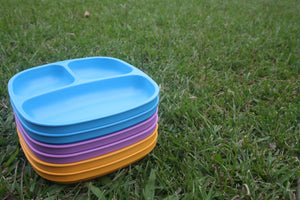 Re-Play Divided Plate- Multi Colour Available