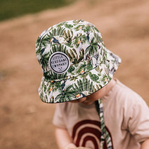 Jungle Fever Reversible Bucket Hat- 3 sizes available