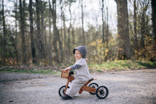 Load image into Gallery viewer, Tiny Tot 2 in 1 Trike/ Balance Bike- Bamboo