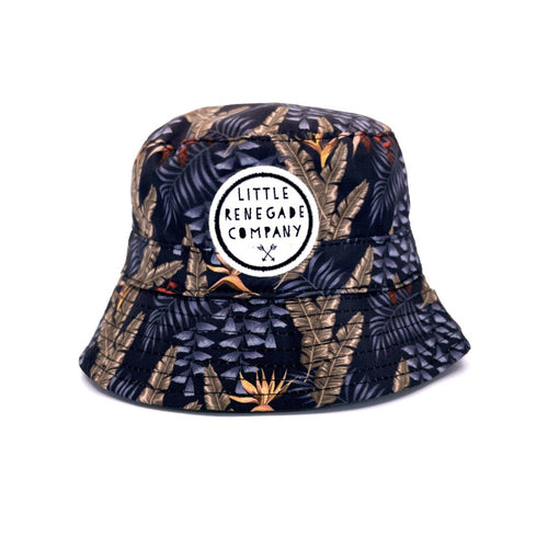 Kahuna Reversible Bucket Hat- 3 sizes available