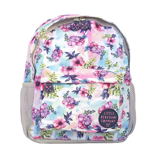 Pastel Posies Mini Backpack
