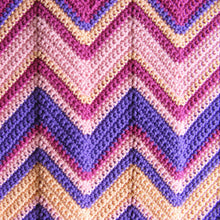 Chevron Blanket - Made to Order