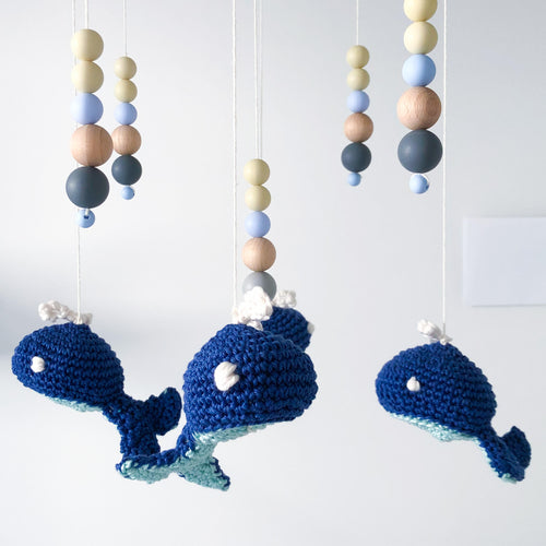 Mobile - Baby Whales