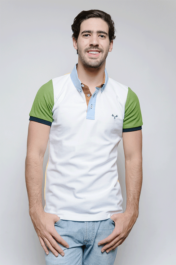 Lima Polo Shirt - KUNST & EATS