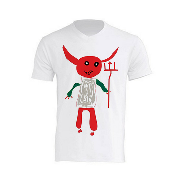 Little Devil Shirt - KUNST & EATS