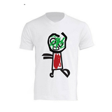 Friendly Zombie Shirt - KUNST.MX