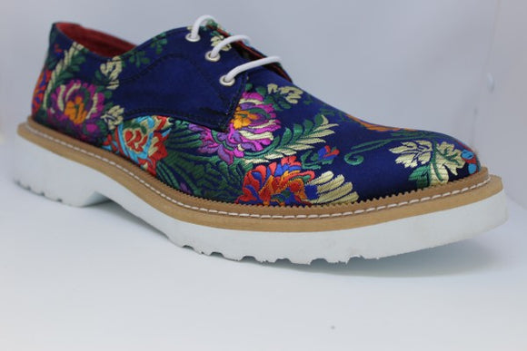Condesa Blue Shoes - KUNST.MX