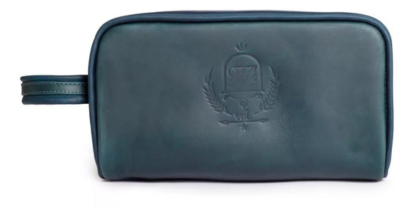 Cesar Men's Travel Case - Crazy Blue - KUNST & EATS