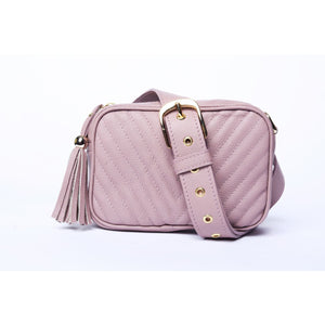 Mathilda Mini Pinck Crossbody/Belt Bag - KUNST & EATS