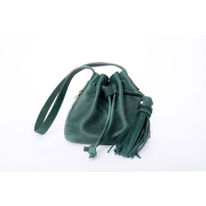 Emerald Extra Mini Pouch - KUNST.MX