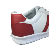 Laud Red-White Sneakers - KUNST.MX