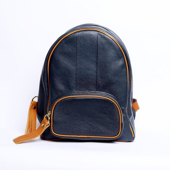 Antonia Blue Backpack - KUNST