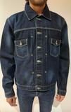 Bohemian Denim Jacket - KUNST
