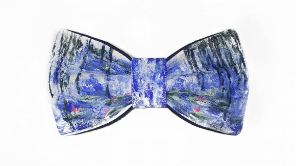 Water Lillies Bow Tie - KUNST.MX