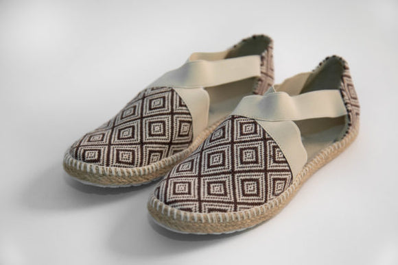 Balam Sandals - Brown - KUNST & EATS